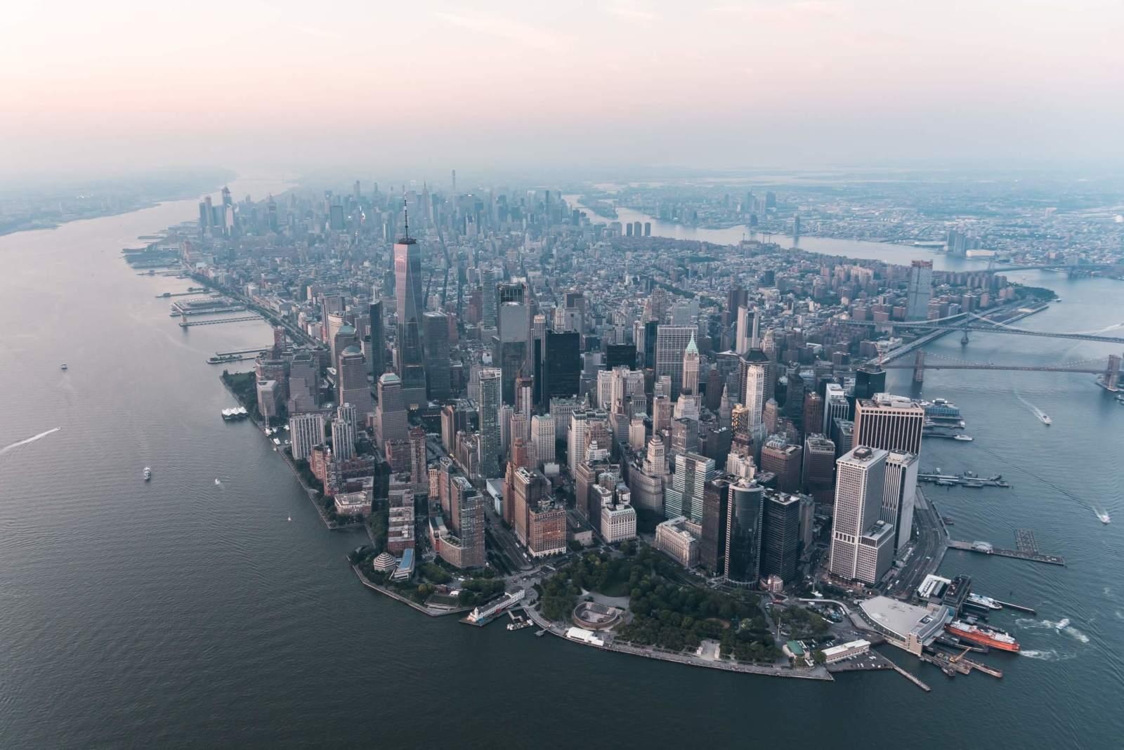 Viele für die US-Wirtschaft wichtige Konzerne haben ihren Sitz in New York