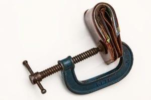 Die hohen Schulden bringen in der Coronakrise viele Unternehmen in Schwierigkeiten