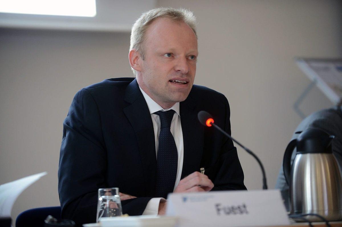 ifo Präsident Clemens Fuest