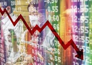 Das Coronavirus lässt die Aktienmärkte abstürzen