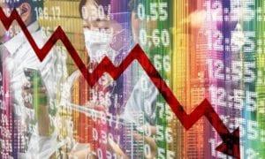 Der Crash der US-Aktienmärkte wird den Konsum in den USA stark fallen lassen