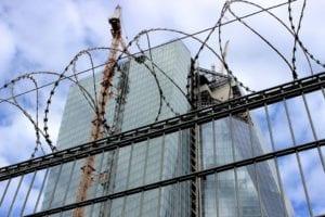 Die EZB ist heute bei ihrer Sitzung in einer schwierigen Lage