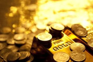 Der Goldpreis in der Phase eine deflationären Schocks