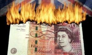 Das Pfund im freien Fall - die Krise durch das Coronavirus trifft Großbritannien besonders hart
