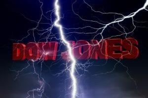 Braut sich ein Gewitter über dem Dow Jones zusammen?