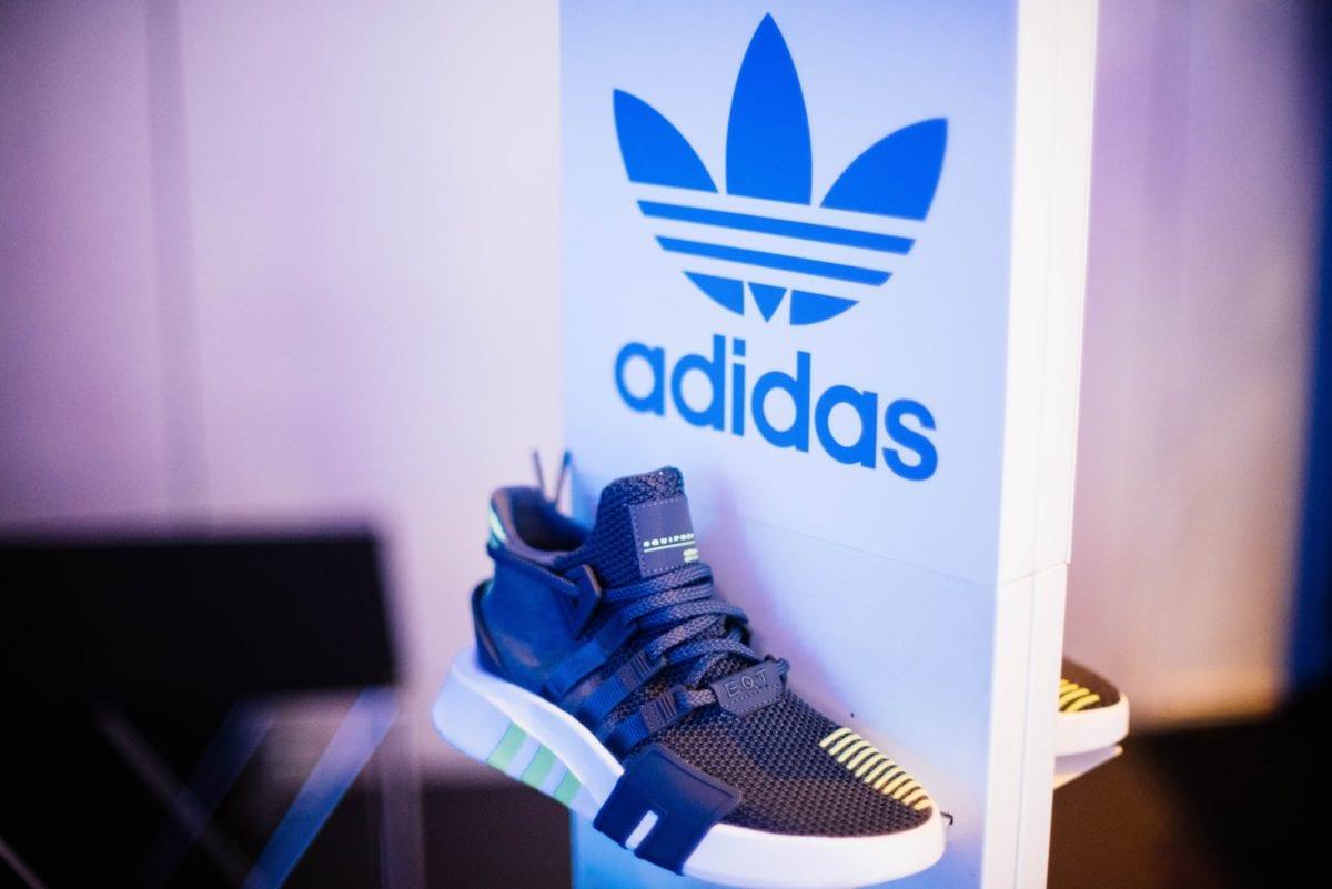 Adidas Beispielfoto