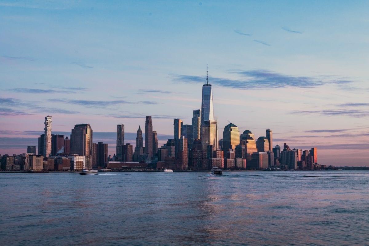 New York ist der Sitz vieler großer Banken - US-Bankaktien vor Problemen