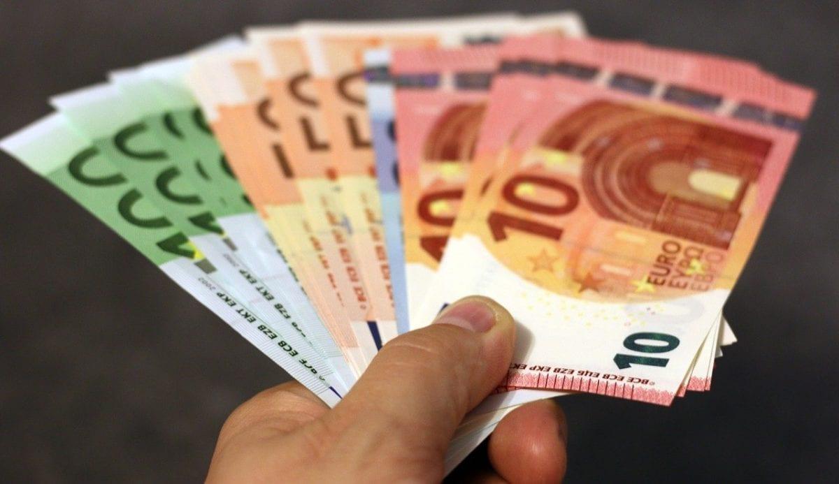 Beispielbild für Euro Bargeld
