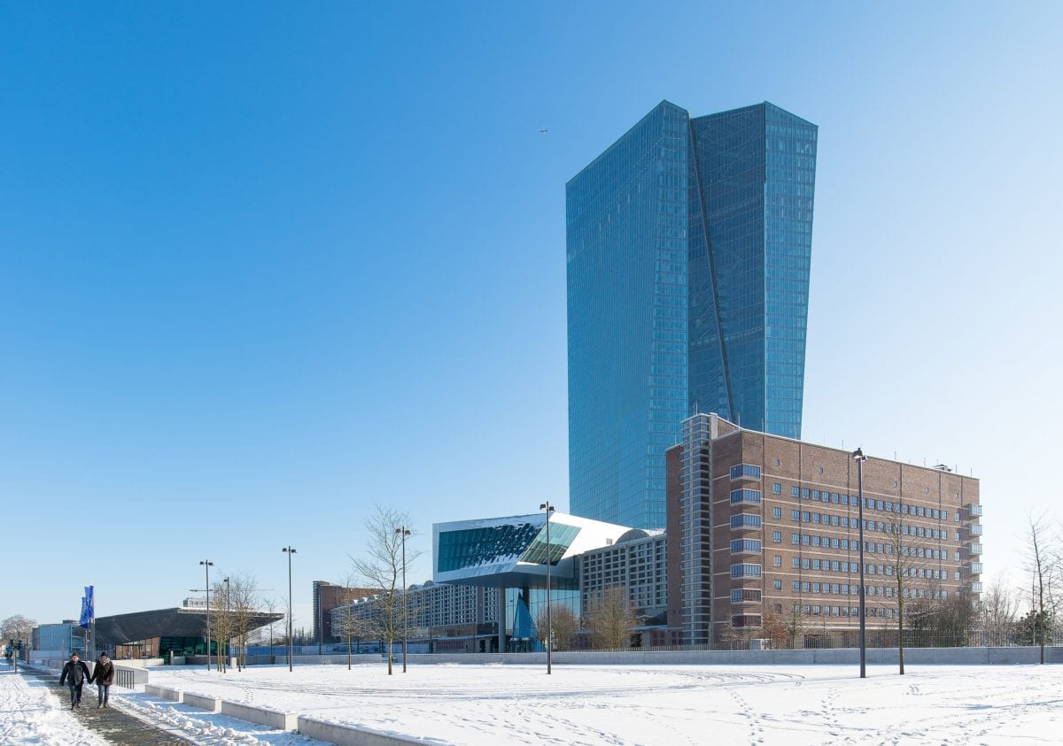 EZB Tower