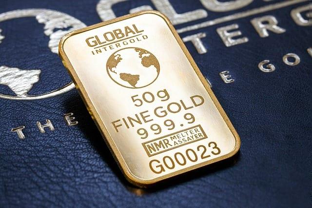 Gold Beispielfoto