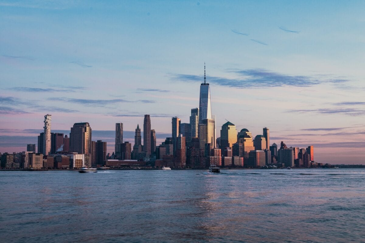 Die Skyline von New York - die Kreditblasen platzen bereits
