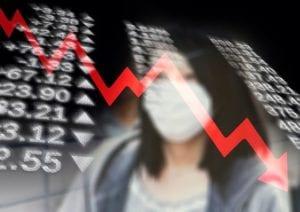 Die Aktienmärkte stark unter Druck