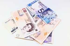 Das Pfund nach der Zinssenkung der Bank of England