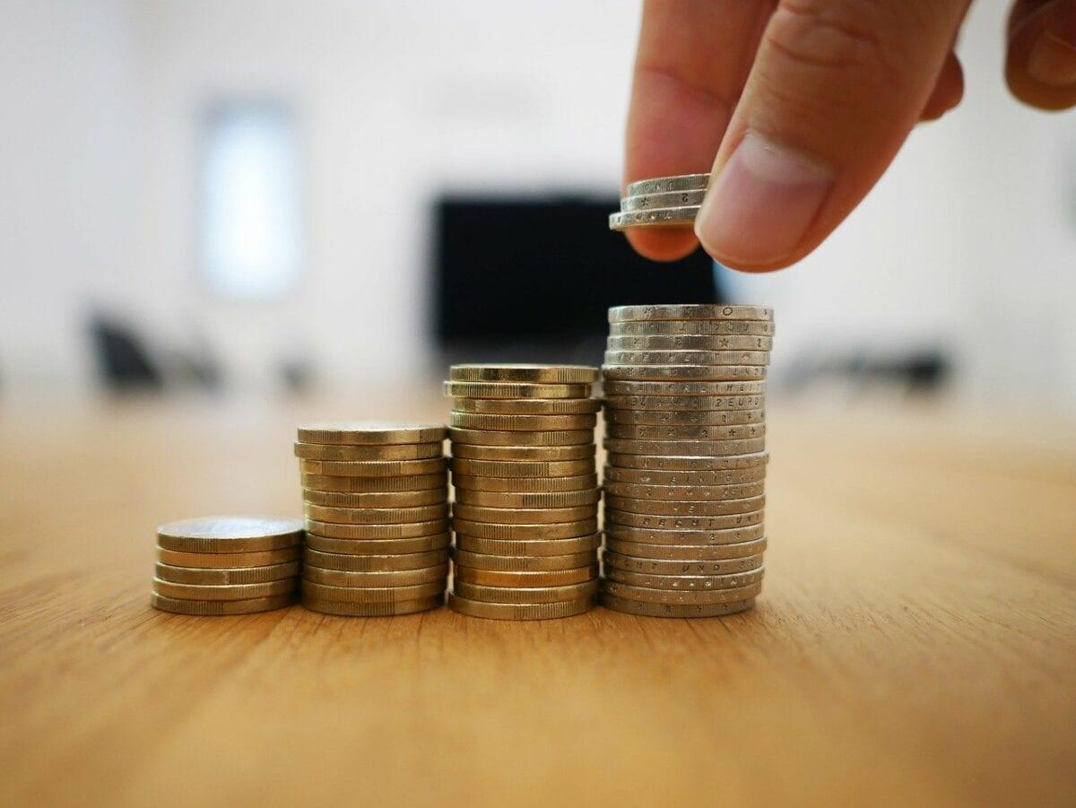 Es gibt jüngst ein klein wenig mehr Zinsen für Sparer