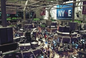 Die Börse in New York