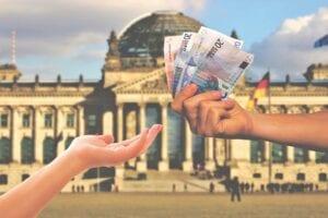 Deutschland und seine Wirtschaft hält sich in der Coronakrise im Vergleich zu vielen anderen Ländern besser
