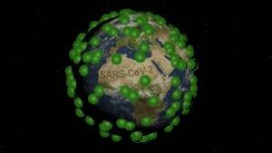 Solange kein Impfstoff entwickelt werden kann, wird die Coronakrise andauern