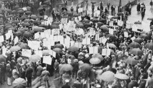 Coronakrise und Große Depression - ein Vergleich