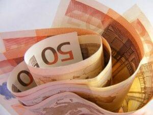 Der Euro war gestern unter Druck