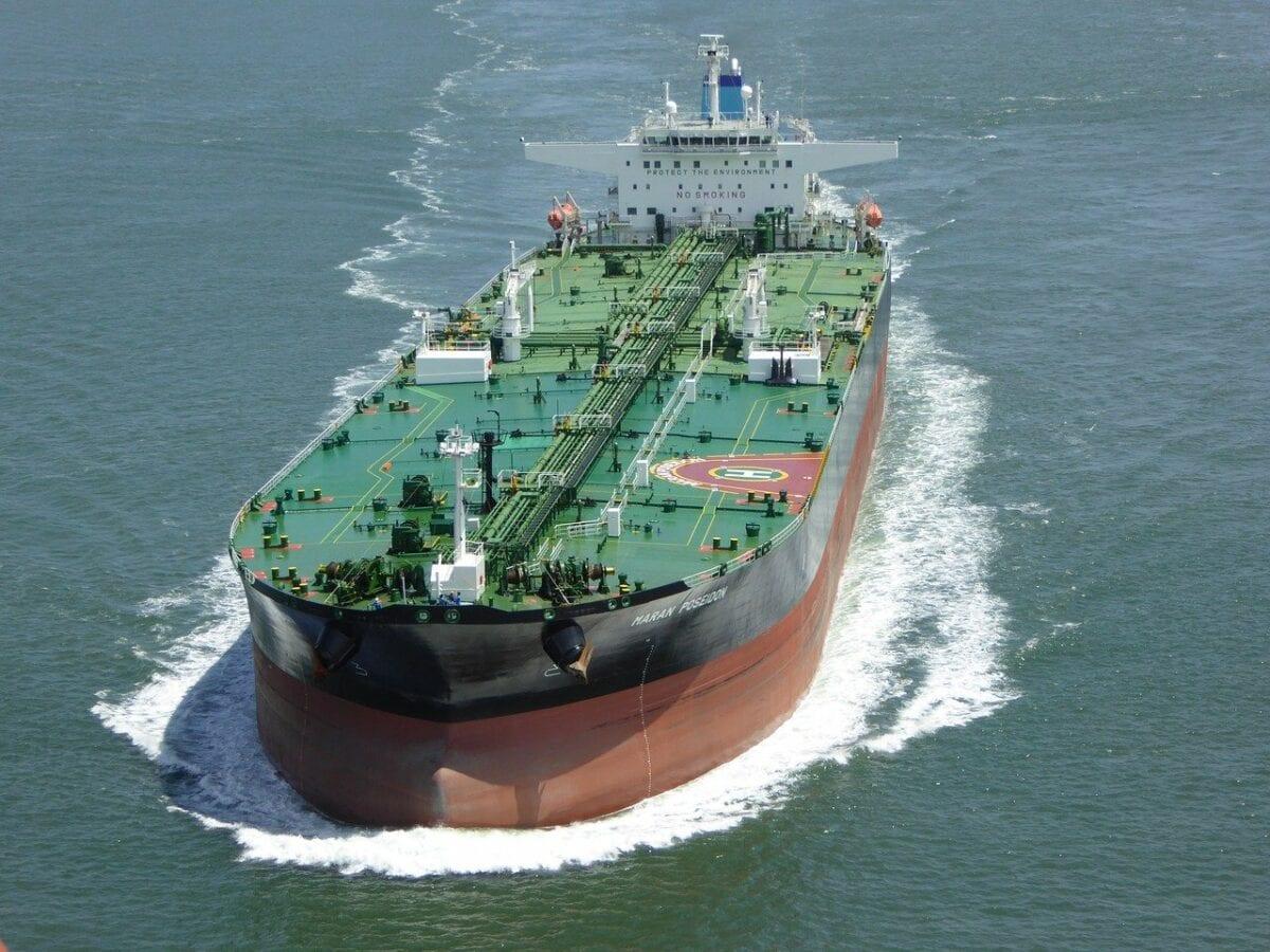 Beispiebild für einen Öl-Tanker