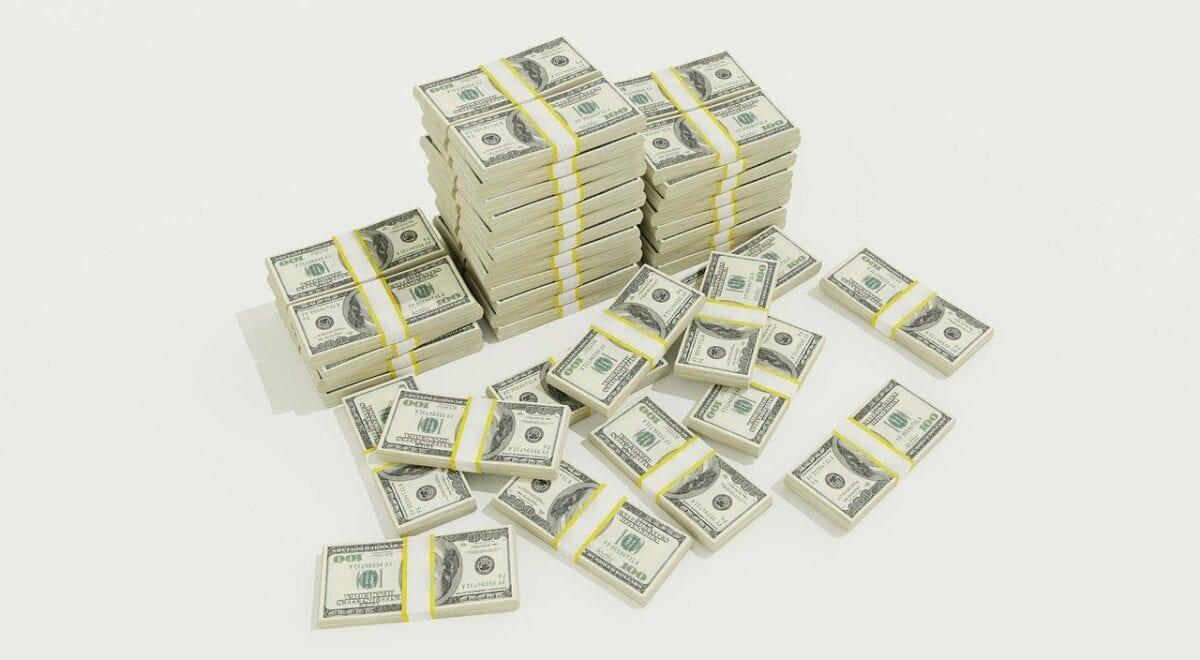 US-Dollar Geldscheine