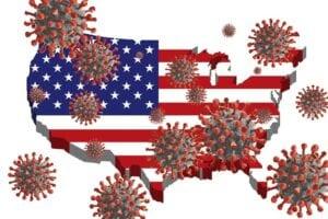 Die USA sind inzwischen das Epizentrum des Coronavirus