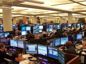 Aktienmärkte und der Einfluß von Algorithmen