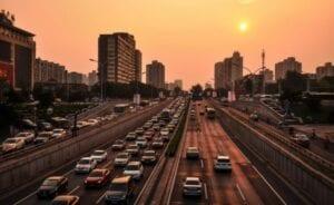 Trotz Coronakrise ziehen die Verkäufe von Autos in China wieder an