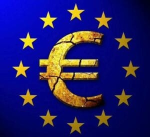 Die Coronakrise verstärkt ie Fliehkräfte in der Eurozone