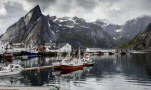Norwegen muß seinen Saatsfons anzapfen