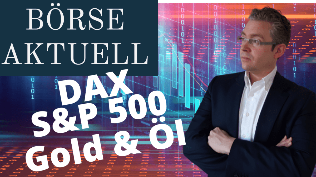 Mario Steinrücken über die aktuelle Lage an der Börse