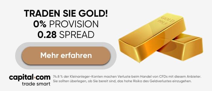 capital.com Gold