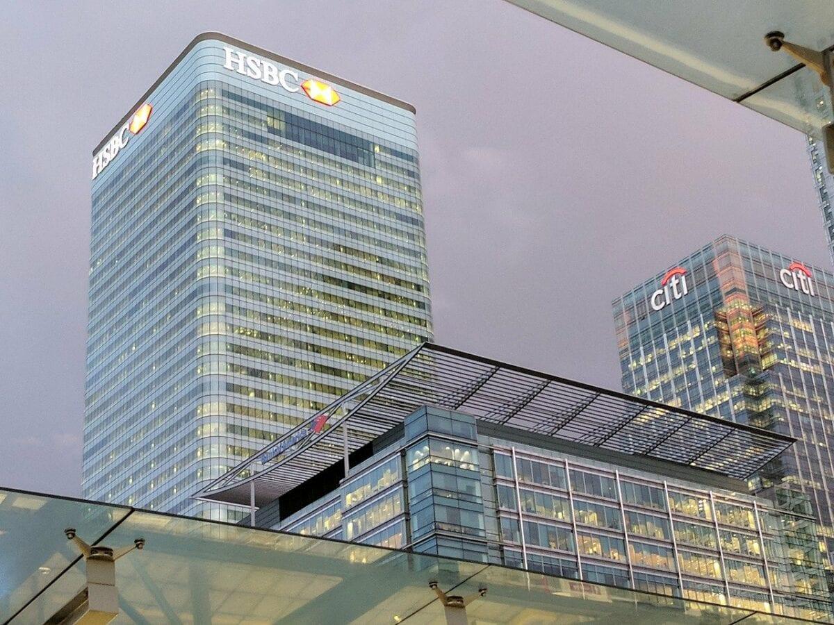HSBC Bank verzockt Geld im Handel mit Gold
