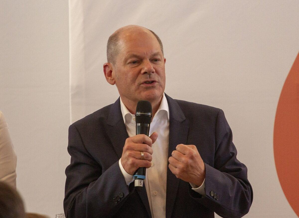 Olaf Scholz als Finanzminister profitiert von der Krise?