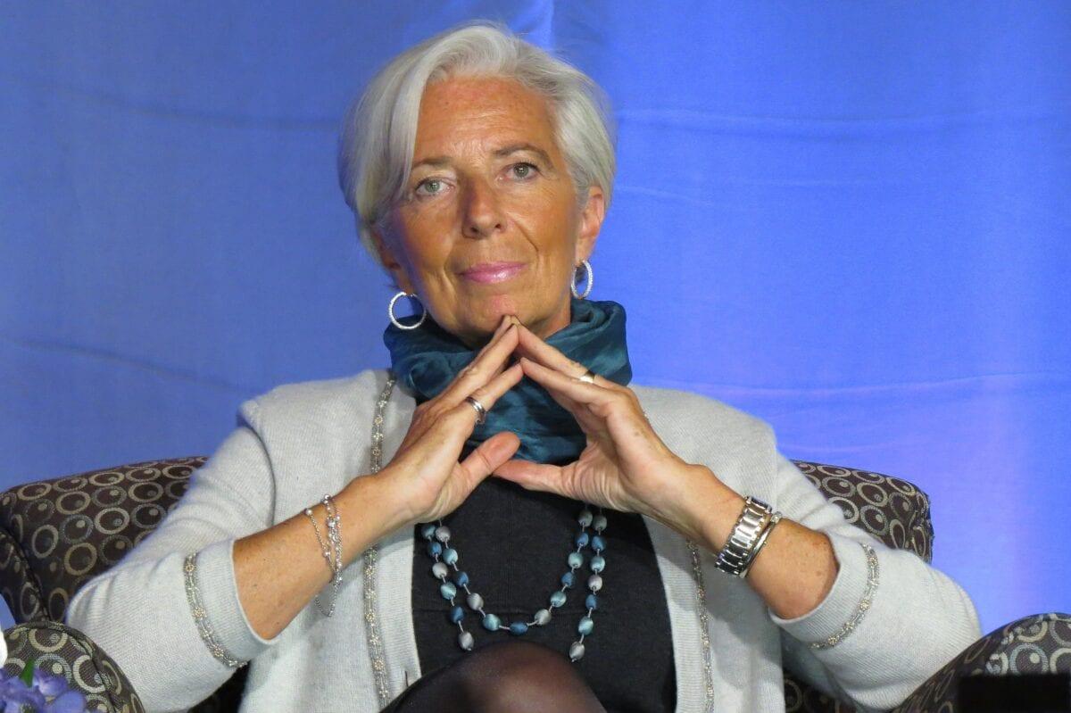 EZB-Chefin Christine Lagarde nimmt klar Stellung zum Thema Bundesbank