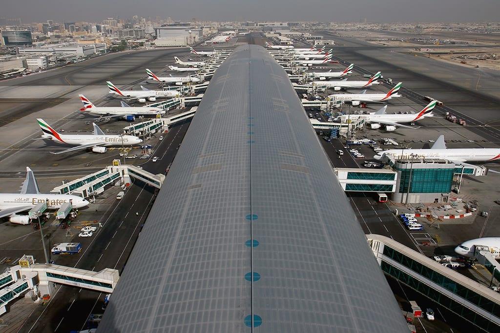 Luftfahrtbranche im Abwärtsstrudel - Flughafen Dubai vor der Coronakrise