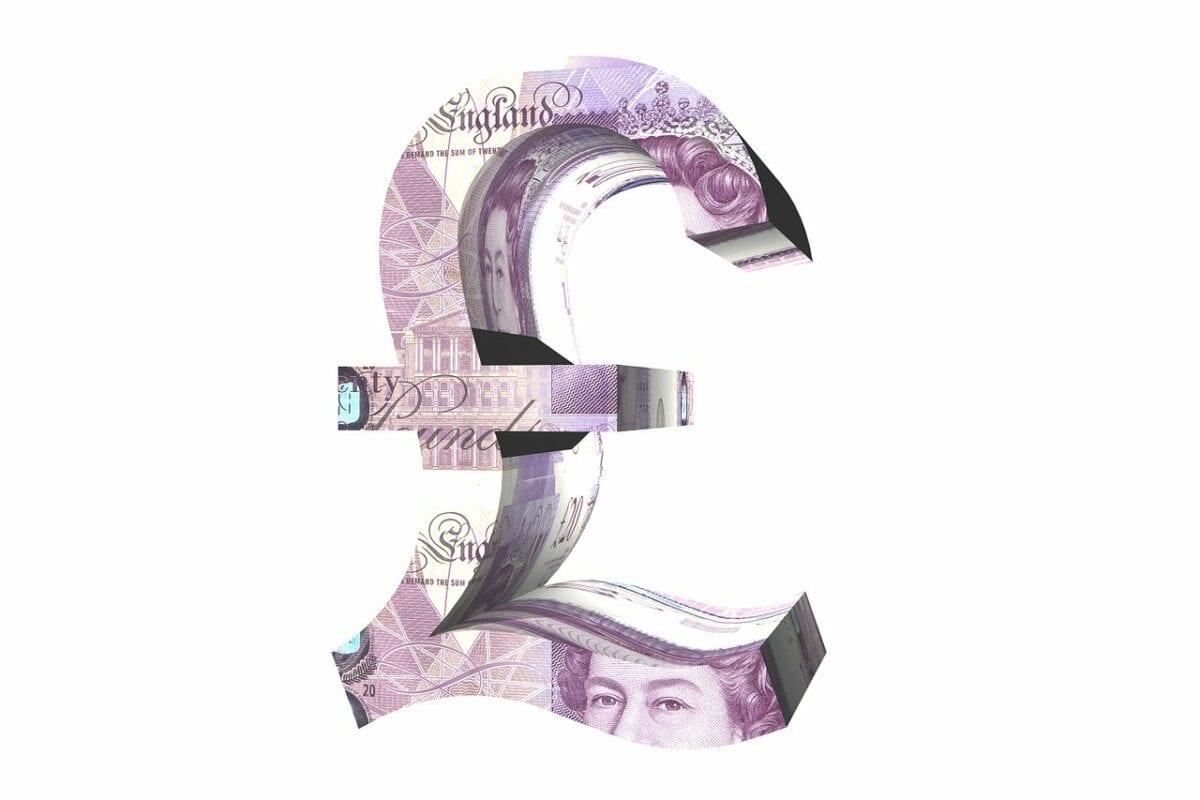 Symbolbild für das britische Pfund