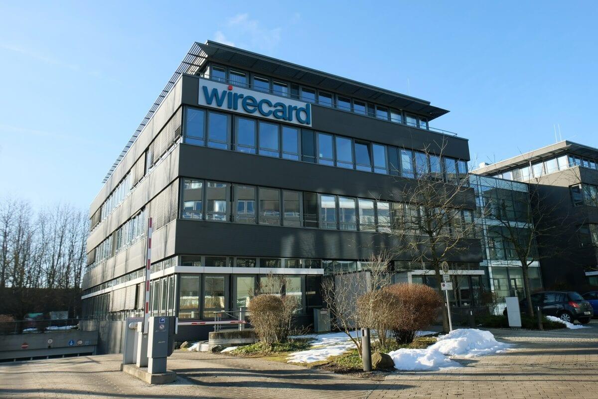 Wirecard Firmensitz in München