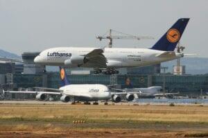 Der Flugverkehr in der Coronakrise