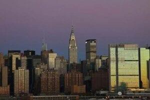 New York und Manhattan nach den Ausschreitungen