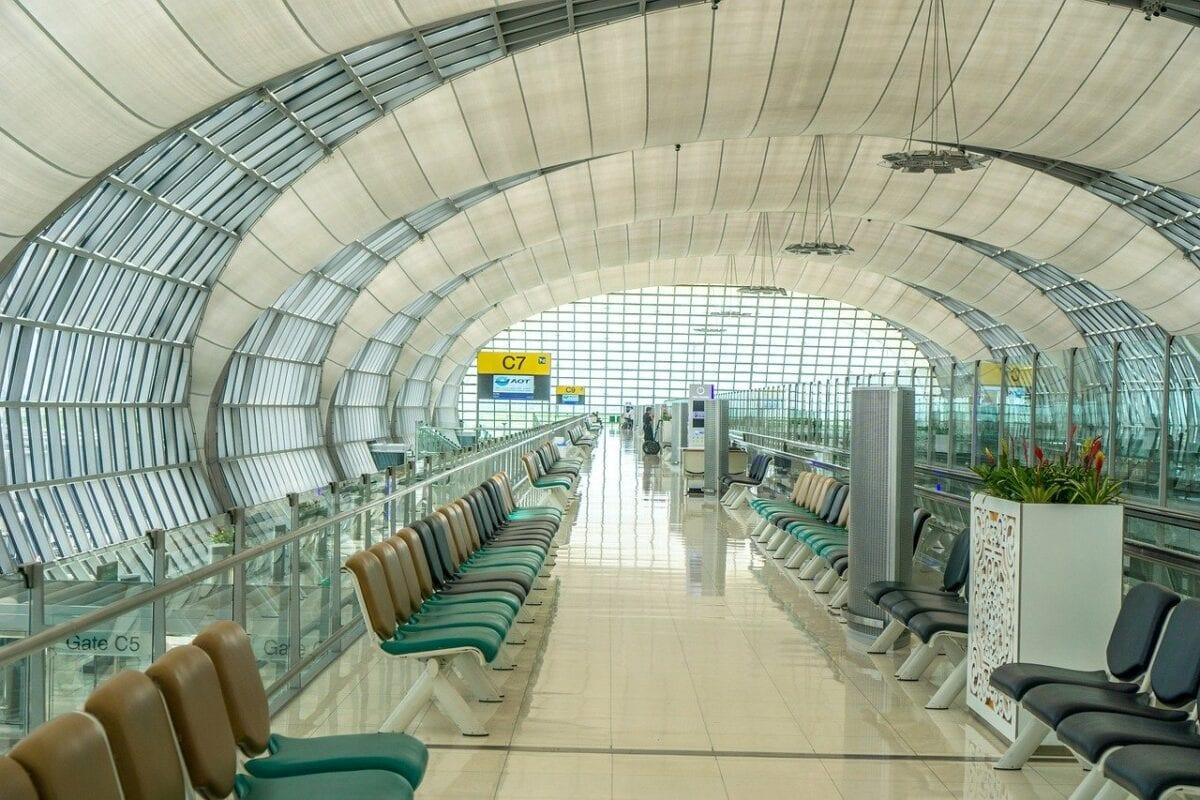 Die Coronakrise sorgte für leere Flughäfen