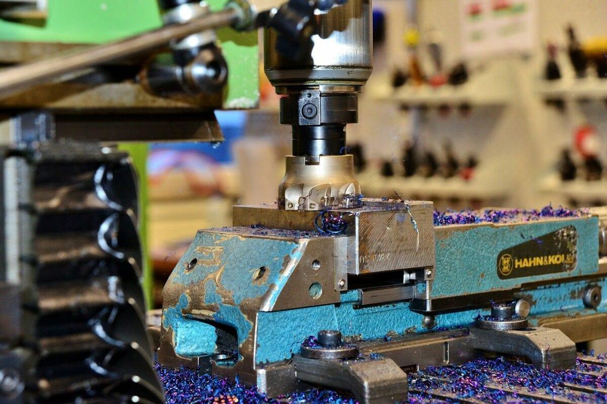 Düstere Zahlen vom Maschinenbau