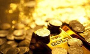 Gold mit Potential für eine Erholung
