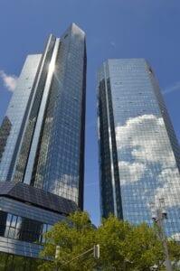 Die Deutsche Bank leidet wie viele Banken an Kreditausfällen