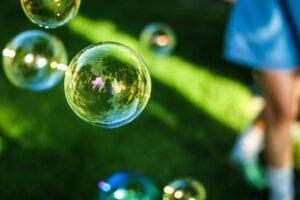 Technologie-Blase: Sehen wir gerade die Dotcom-Blase 2.0? Corona