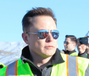 Das Vermögen von Elon Musk ist eng mit dem Kurs der Tesla Aktie verknüpft