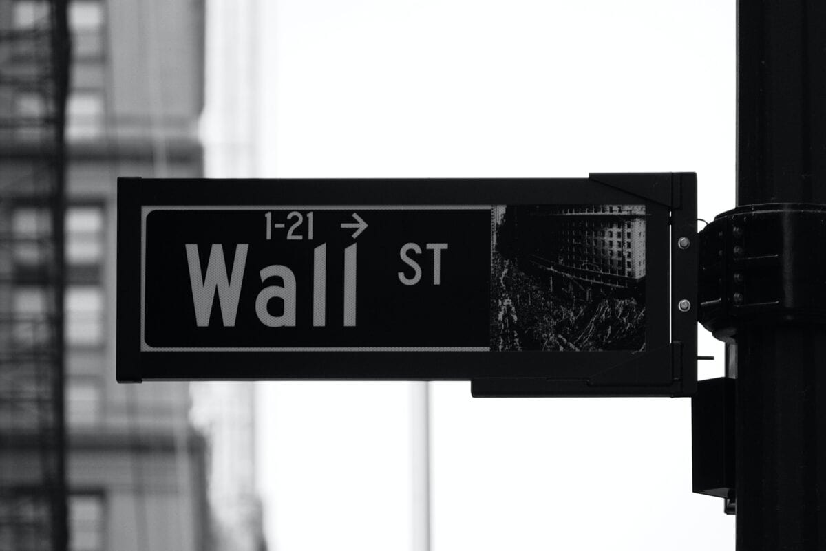 Die Wall Street ist das Symbol für die Aktienmärkte in den USA