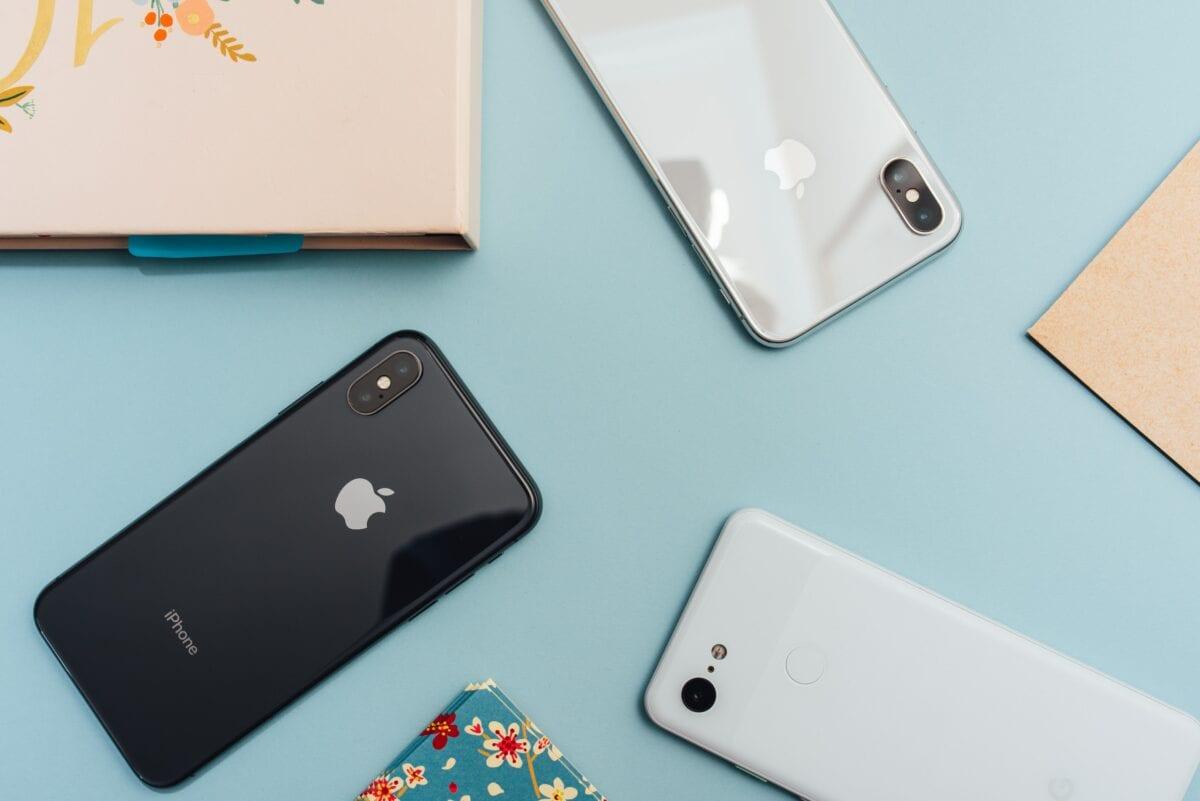 iPhones von Apple