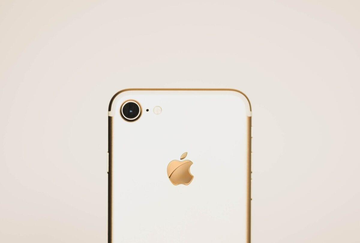 Ein iPhone von Apple