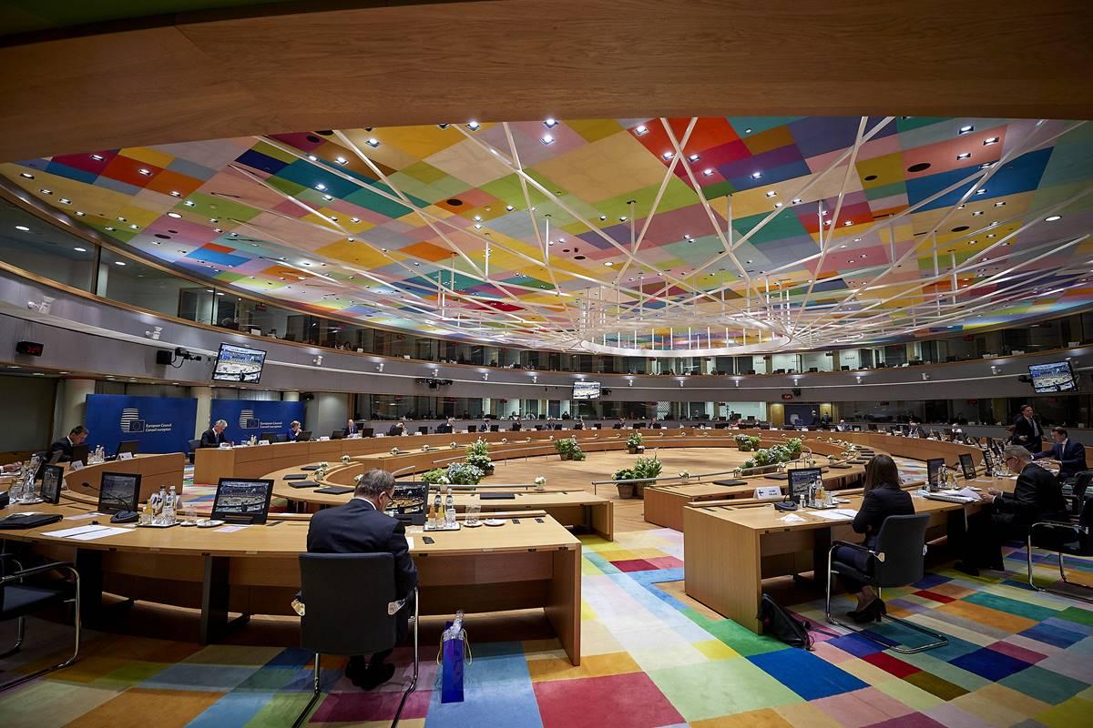 Beim EU-Rat wurden laut CDU keine Corona-Bonds beschlossen
